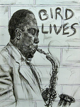 Michael Morgan - BIRD LIVES