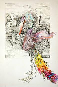 Bird  by Misha Lapitskiy