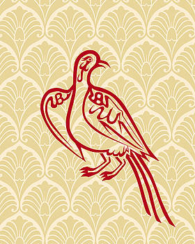 Bird of Glory--Tan Mod by Misha Maynerick Blaise