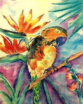 Bird Of Paradise by Aldonia Bailey