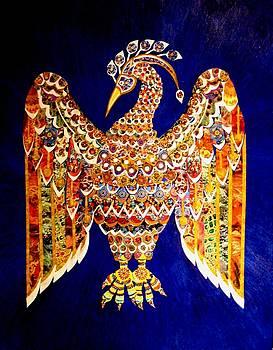 Bird of Paradise by Bob Craig