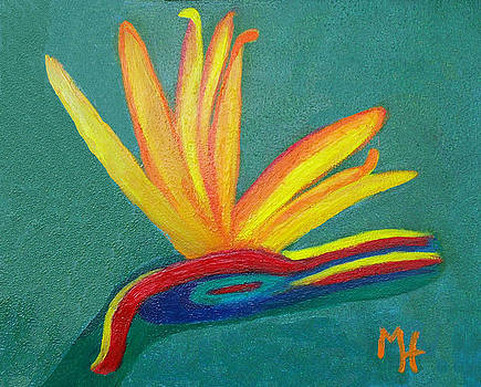 BIRD of Paradise by Margaret Harmon