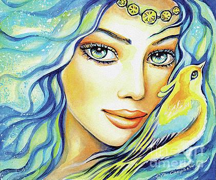 Bird of Secrets by Eva Campbell