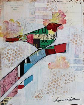 Bird Parfait by Donine Wellman
