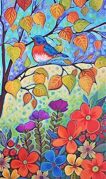 Bird Sanctuary by Peggy Davis