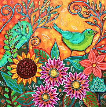 Bird Watcher by Peggy Davis