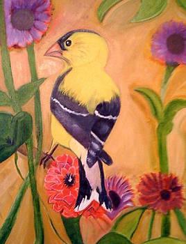 Bird Watching by Melanie Wadman