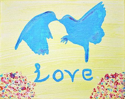 Birdie Love by April Harker