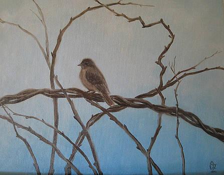 Birdie by Oksana Zotkina