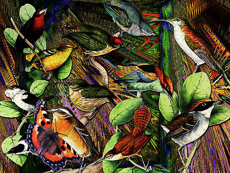 Birdland by Joseph Mosley