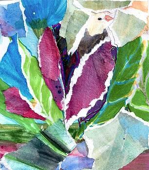Birdnflowers by Claudia Smaletz