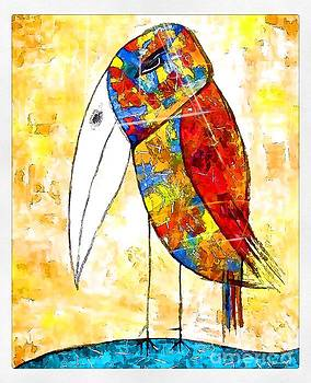 Marek Lutek - Bird 4171