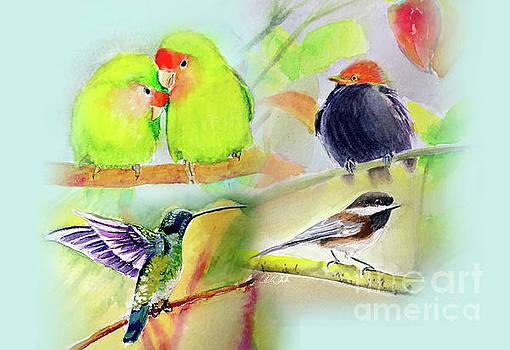 Birds by Allison Ashton