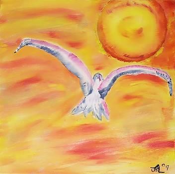 James Bryron Love - Birds Flight