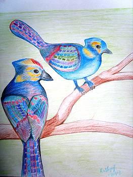 Birds by Kashyap Dakorwala