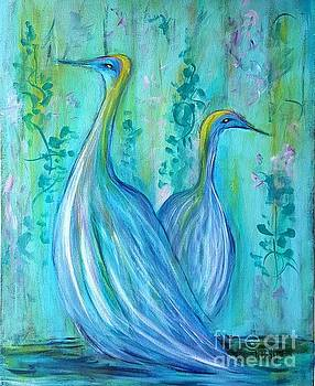 Birds of a Feather by Karen Day-Vath