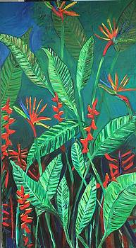 Birds of Paradise by Kendall Wishnick Adams