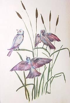 Birds by Susan Turner Soulis
