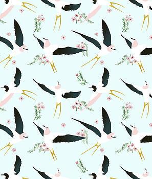 Birds by Uma Gokhale