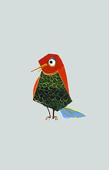 Birdy by Kristina Vardazaryan