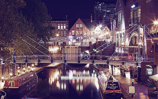 Birmingham by Night by Rimantas Vaiciulis
