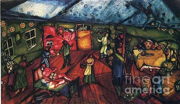 Marc Chagall - Birth