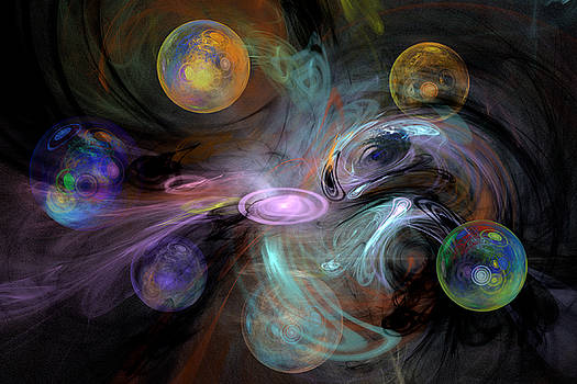 Birth of a Solar System by Lisa Yount