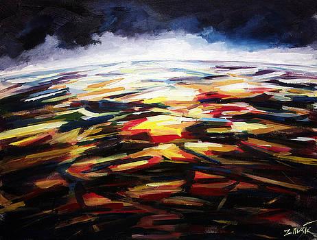 Birth of the Sun  by Zlatko Music