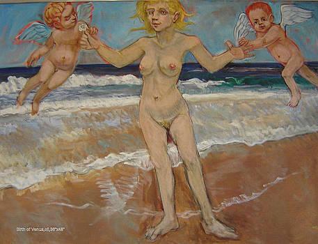 Birth of Venus by Jim Innes