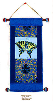 Birthday Butterfly by Grace Matthews