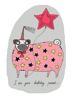 Birthday Present by Anastassia Neislotova