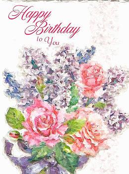 Birthday Wishes by Mario Carini