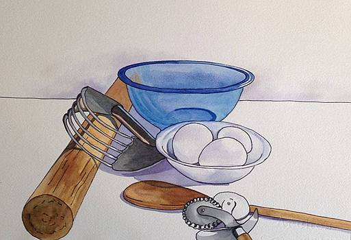 Biscuits for Breakfast by Lynne Hurd Bryant