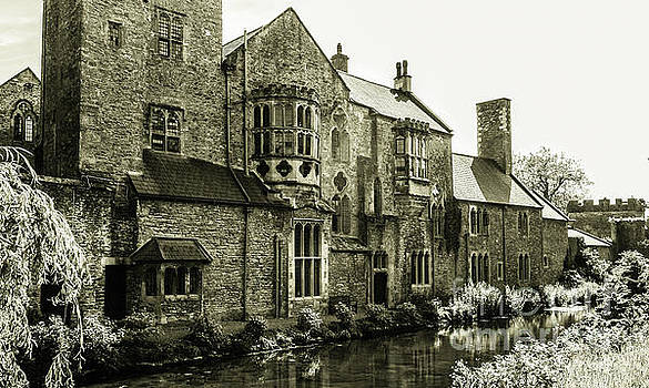 Lexa Harpell - Bishops Palace - Wells England