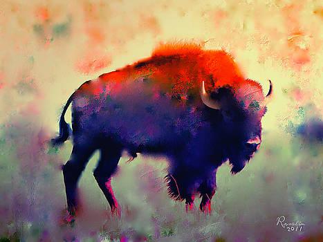 Rosalina Atanasova - bison