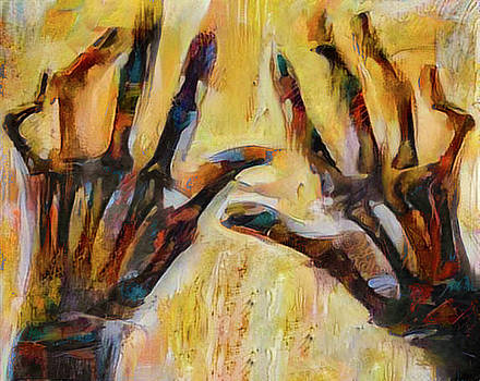 Bitter Fingers by Steve Taylor