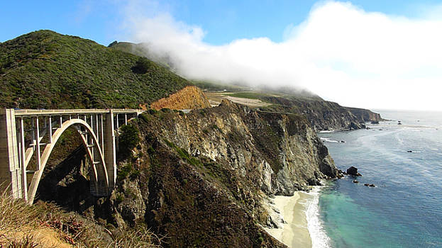 Bixby Bridge by Atul Daimari