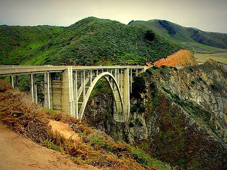 Joyce Dickens - Bixby Creek Bridge Big Sur CA