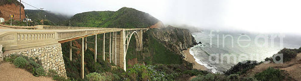 California Views Mr Pat Hathaway Archives - Bixby Creek Bridge, Big Sur, Calif. 3/16/2017
