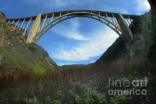 Mr Pat Hathaway Archives - Bixby Creek Bridge Big Sur from Bixby Canyon 2015