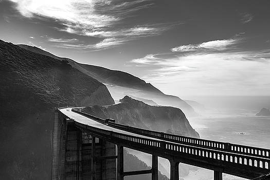 Bixby Creek bridge,Big Sur by Jingjits Photography
