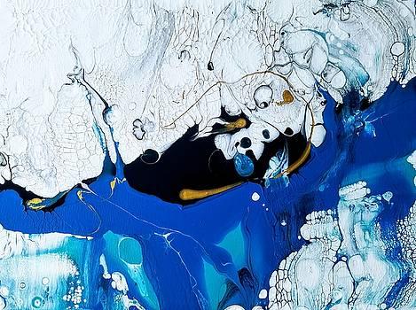 Black and Ice by Deborah Lee