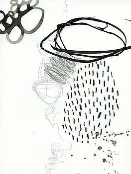 Jane Davies - Black and White # 11