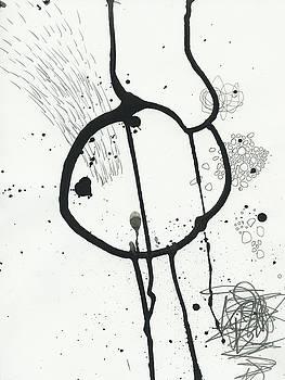 Jane Davies - Black and White # 24