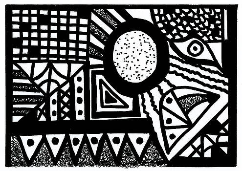 Black And White 13 by Susan Schanerman