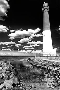 John Rizzuto - Black and White Barnie at Long Beach Island