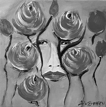 Black and White by Deborah Bowen