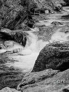 Black And White Landscape by Phil Perkins