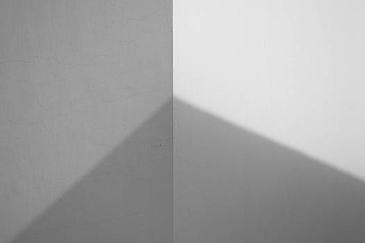 Black and White Minimalist Lines by Prakash Ghai