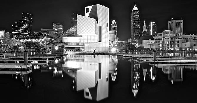 Black and White Night 2017 by Frozen in Time Fine Art Photography